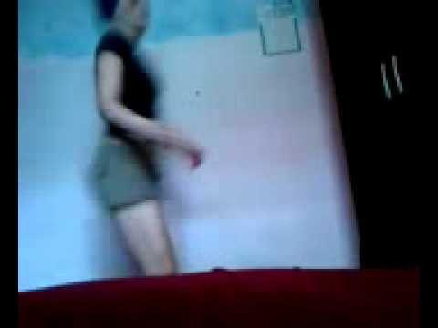 * Ensaio coreográfico de Elaine Cristina para música Tremendo valição de...