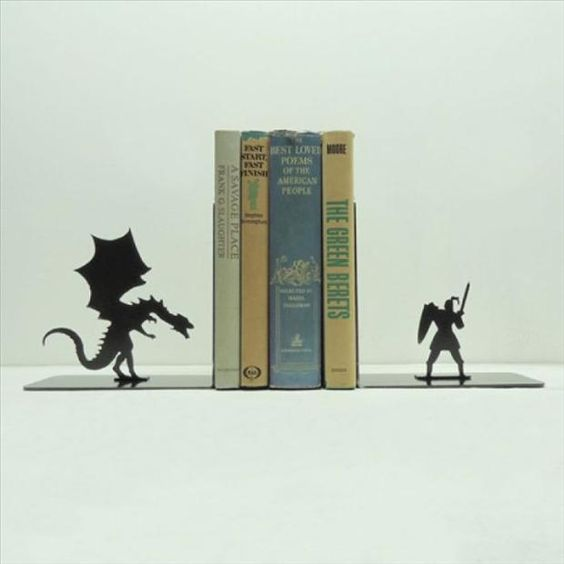 Awesome Bookends – 30 Pics