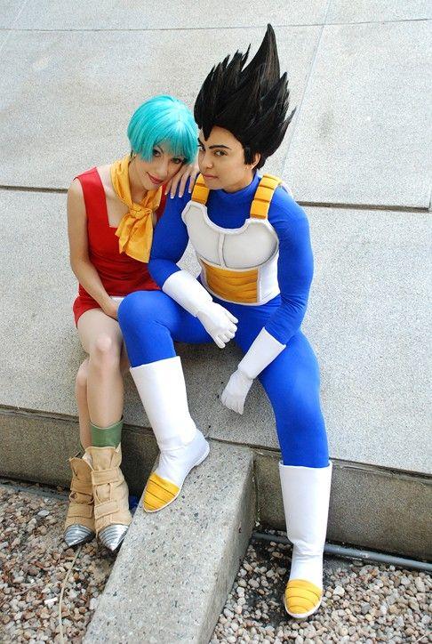 Bulma and Vegeta | awesome cosplay | Pinterest | Cosplay, Dragon ...