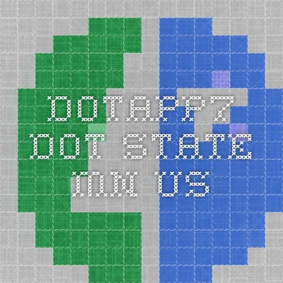 MN DOT traffic geo map interactive dotapp7dotstatemn – Mn Dot Travel Map