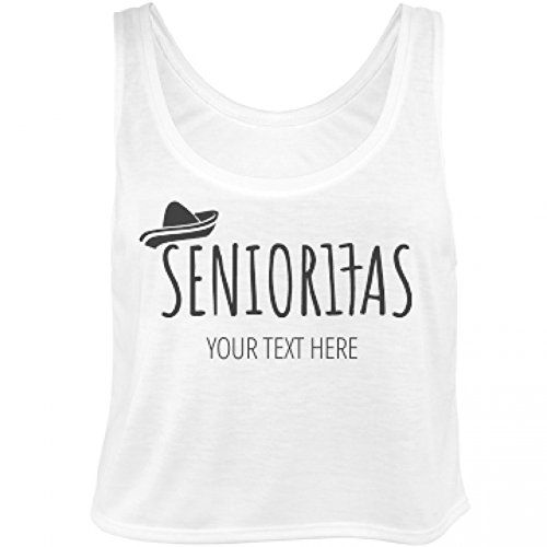 2017 Senior Girls Senioritas: Bella Flowy Boxy Crop Top T... http://www.amazon.com/dp/B01F5QL066/ref=cm_sw_r_pi_dp_5W8oxb0SN20VX