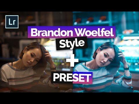 Brandon woelfel editing