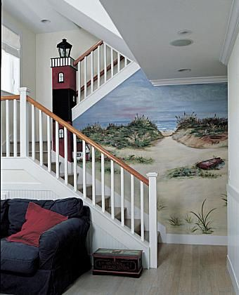 Balboa island home is pure paradise pinterest posts for Abri mural cape cod