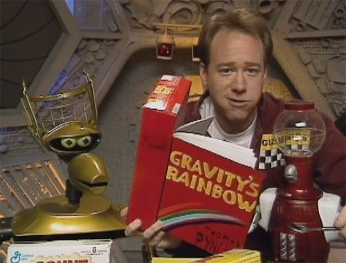 Image result for cereal novels mst3k
