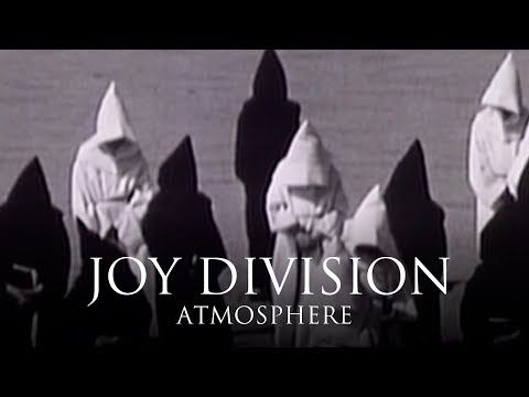 2 Joy Division Atmosphere Official Music Video Youtube
