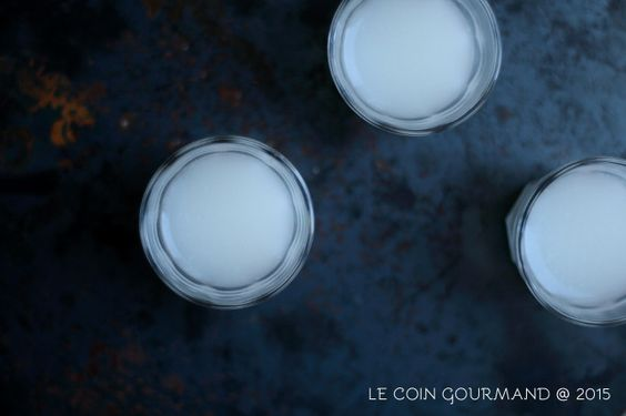 Latte di anacardi home-made  Cashew milk - Le Coin Gourmand