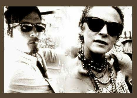 Norman and Melissa