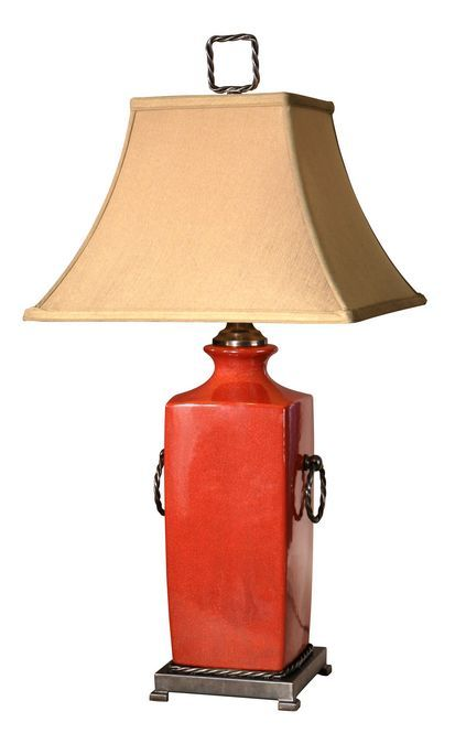 Rocco Table Lamp from Uttermost (26907), $283.00