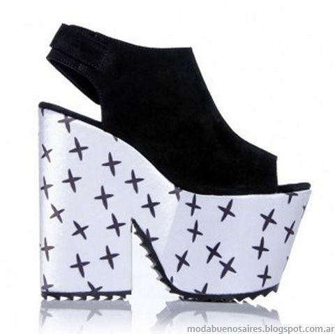 Sofía Sarkany 2013. Zapatos moda primavera verano 2013.