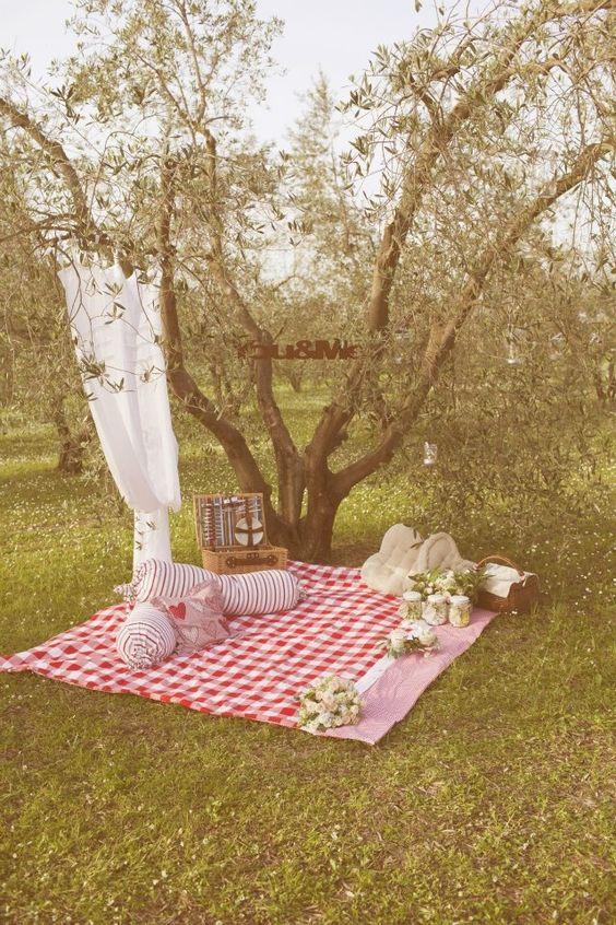 un pique nique pour amoureux belles tabl es pinterest mariage inspiration et boissons. Black Bedroom Furniture Sets. Home Design Ideas
