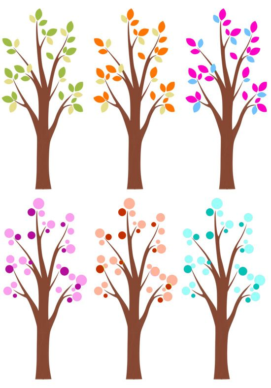another diy tree wall decal free down loadable template