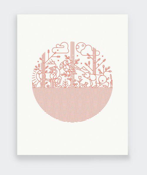 Regrow by Keenan Cummings— Print Aid NYC in Game Tinder