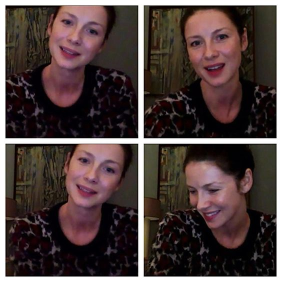 ༺☾♥☽༻ The lovely & funny @caitrionambalfe in an interview for #Outlander season 1 by @GoldDerby http://youtu.be/bXA3aPwqU-Q