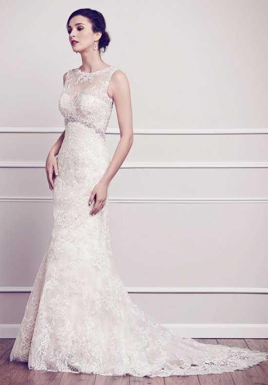 Kenneth Winston 1561 Mermaid Wedding Dress