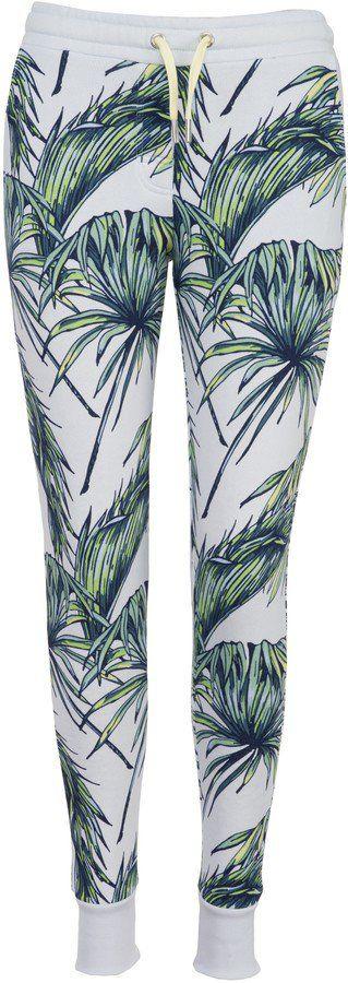 Pin for Later: Diese Palmen-Prints werden euch in tropische Stimmung versetzen  Zoe Karssen Jogging-Hose mit Palmen-Druck (120 €)