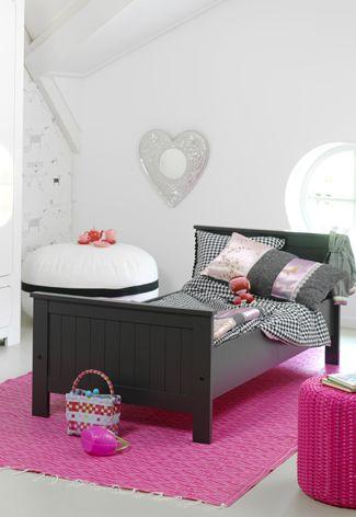 Tienerkamer inrichten kinderkamer pinterest bedden - Thema slaapkamer meisje ...