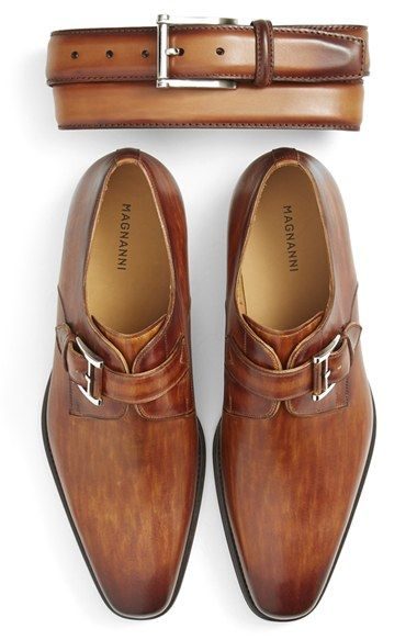 brown belt brown shoe