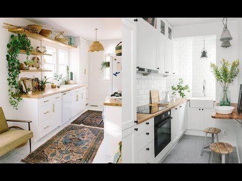 Plante Interieur Dans La Cuisine استخدام النباتات في ديكور المطبخ تزيين المطابخ بالنباتات Youtube Kitchen Home Decor Home