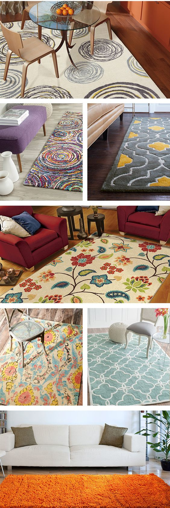 Choose from a variety of different area rug colors styles for How to pick a rug color