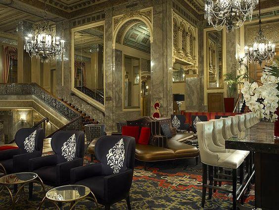 Sir Francis Drake Hotel, San Francisco