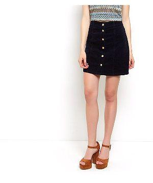 New Look A Line Skirt - Redskirtz