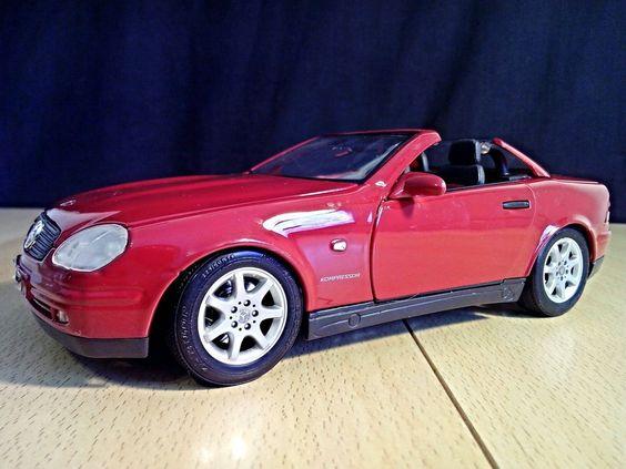 Mercedes Benz SLK 230 Kompressor 1:18