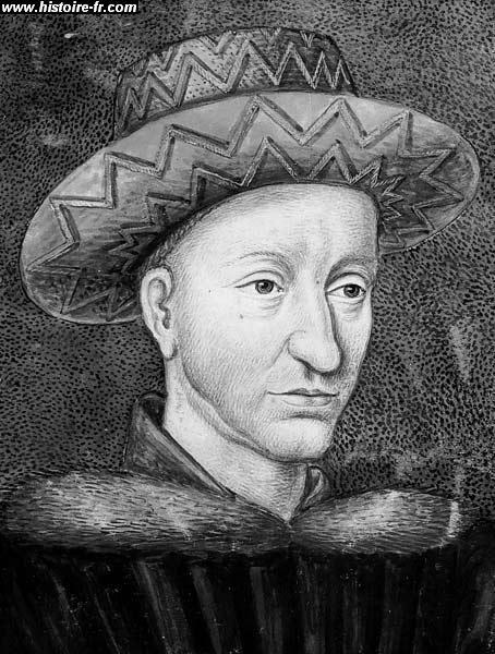 Charles VII le victorieux - Premières difficiles années de règne (1422 - 1429)