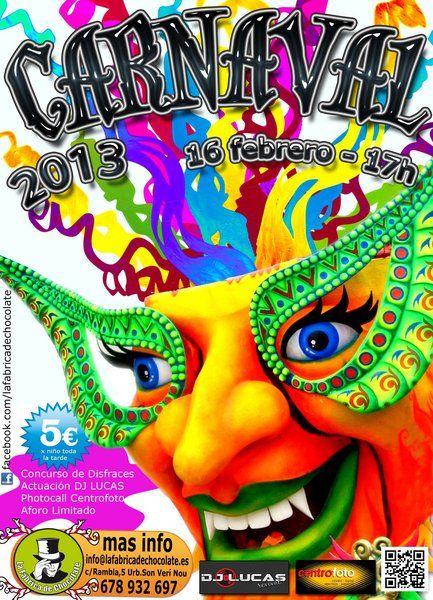 Fiestas google and search on pinterest - Decoracion de carnaval ...