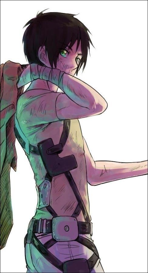 Shingeki no Kyojin - Eren Jeager: