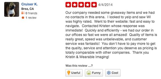 Thank you so much, Cruiser K, for the fantastic #testimonial you left us on our Yelp page! We greatly appreciate your service and review!  #yelp #testimonial #reviews