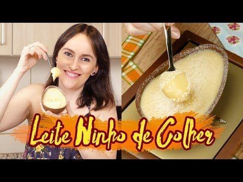 Ovo De Colher Leite Ninho Com Nutella Pascoa Cozinha Do Bom