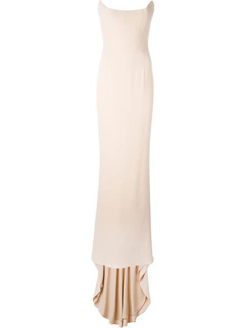 Stella Mccartney Bustier Evening Gown - Gigi Tropea - Farfetch.com ...