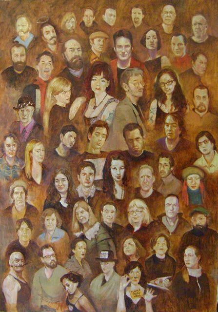 Ocio Inteligente: para vivir mejor: Índices de pintores: Links pintores 31 a 45.