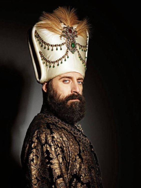 Best Pics of Halit Ergenc (Sultan Suleiman)