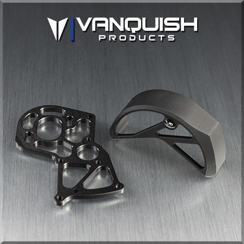 VPS02200 - Vanquish Incision Gear Guard Black SCX