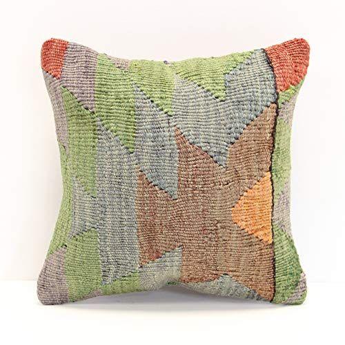 Oriental Kilim Pillow Cover 12x12 Inch Handmade Small Sof Https Www Amazon Com Dp B0838pzbw5 Ref Cm Sw R Pi Dp X Sofa Pillow Covers Pillows Kilim Pillows