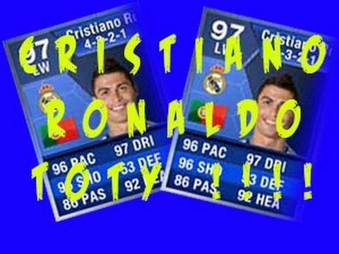 FOOTBALL -  12# TOTY Cristiano Ronaldo + Reaction !!! - http://lefootball.fr/12-toty-cristiano-ronaldo-reaction/