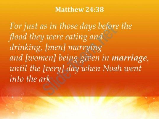 matthew 24 38 the day noah entered the ark powerpoint church sermon Slide04  http://www.slideteam.net/