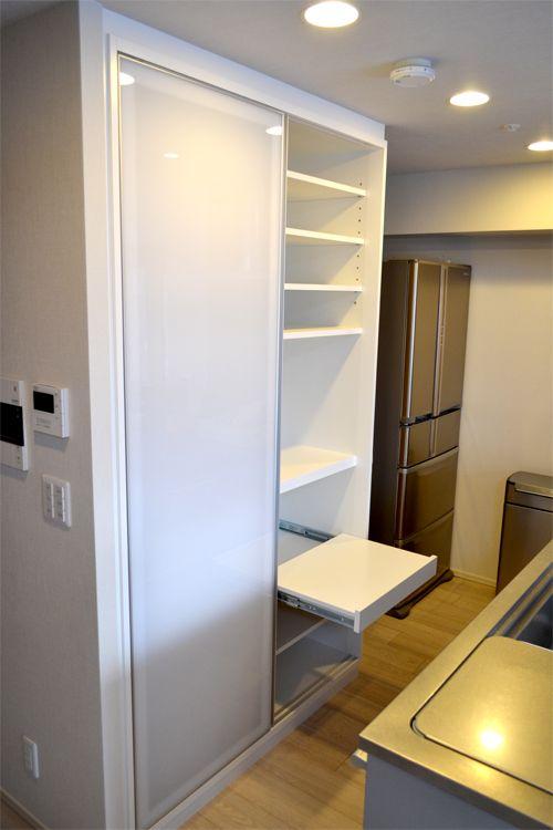 食器棚 サイズ W1300 D510 H22250 家具本体税抜き価格 338 000 主