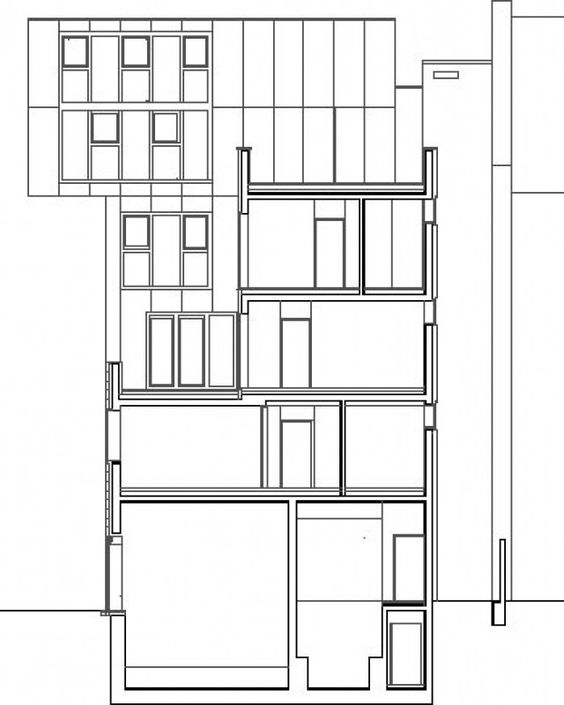 Haus F BAUWATCH - ein Projekt von koelnarchitektur.de