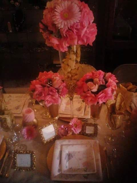 Pink ,gold,Champagne By pink Diamond