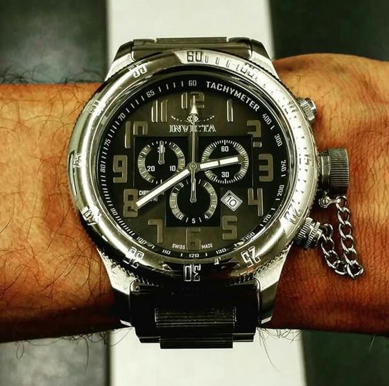 Invicta Russian Diver offshore chronograph