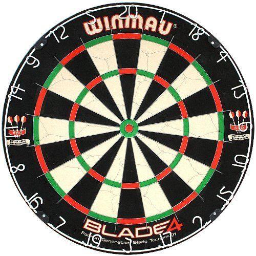 Winmau Steeldartboard Blade IV, beige/schwarz, 3006 von Winmau, http://www.amazon.de/dp/B0047GNRHQ/ref=cm_sw_r_pi_dp_9DZntb06AHMHK