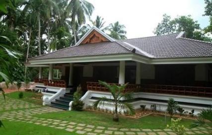 Farmhouse Landscaping Ideas Farm House 59 Ideas Farmhouse Landscaping Kerala House Design House Designs Exterior