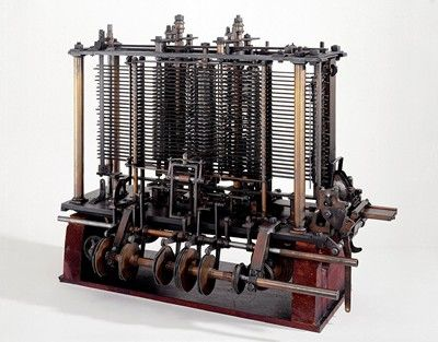 The Analytical Engine: A Look Back at Babbage's Timeless Designs #fatherofthecomputer #steampunk