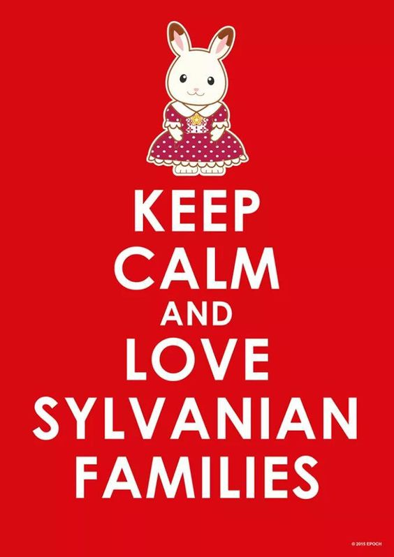 ♡ Sylvanian Families