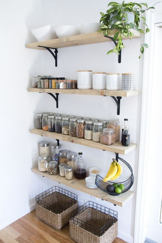 40 DIY Kitchen Ideas For Small Spaces (2)