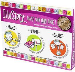 IlluStory Make your own book kit