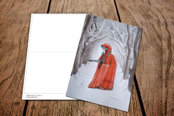Die kleine Waldfee von fertigmarkiert auf DaWanda.com