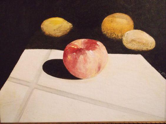 16x20 Original Oil Painting Still Life on a by BlueAcresArt, $100.00